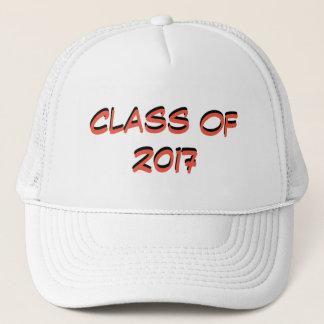 Boné Classe da graduação de 2017