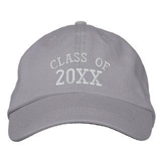 Boné CLASSE de chapéu bordado 20XX