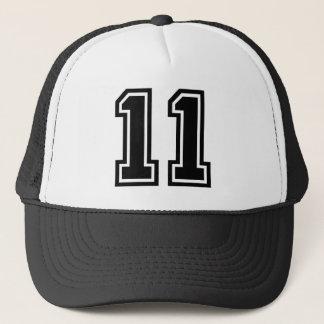 Boné Clássico do número 11
