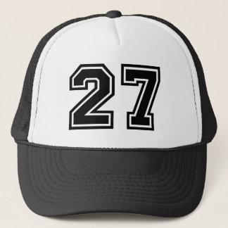 Boné Clássico do número 27