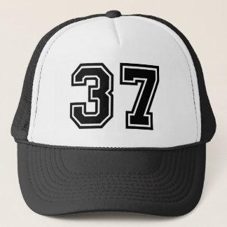 Boné Clássico do número 37