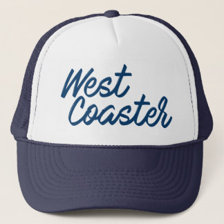 Boné Coaster. ocidental