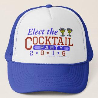 Boné Cocktail 2016 engraçado da paródia da eleição