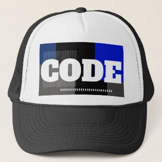 Boné CODIFIQUE o chapéu do camionista