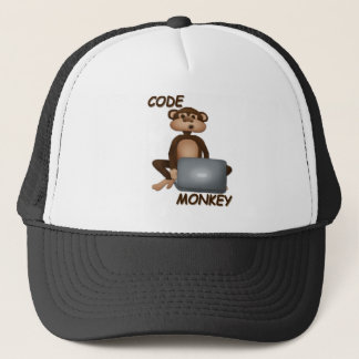 Boné Codifique o macaco
