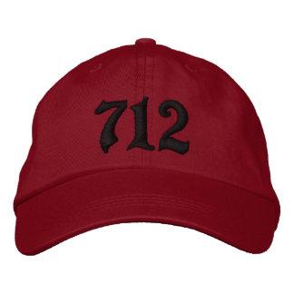 Boné Código de área 712, Sioux City, IOWA