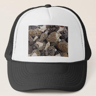 Boné Cogumelos do Morel