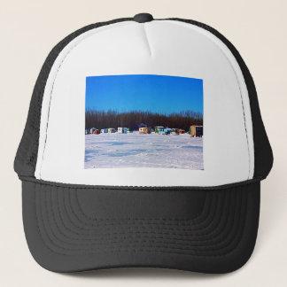 Boné Coleção da pesca do gelo