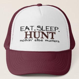 Boné Coma a caça do sono