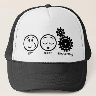 Boné Coma a engenharia do sono