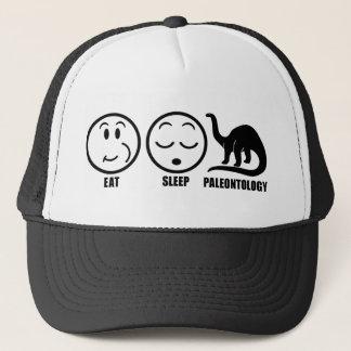 Boné Coma a paleontologia do sono