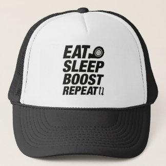 Boné Coma a repetição do impulso do sono