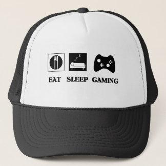 Boné Coma o jogo do sono