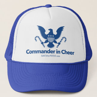 """Boné """"Comandante chapéu do camionista no elogio"""""""