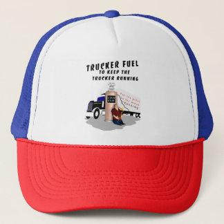 Boné combustível dois do camionista