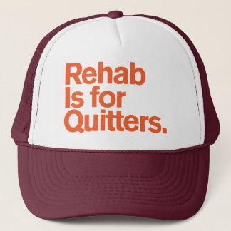 Boné Comedy™ genérico/reabilitação é para quitters