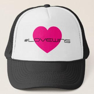 Boné Comemore o amor da igualdade das vitórias do amor