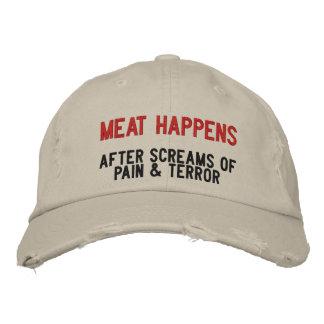 Boné Como a carne acontece
