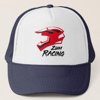 Boné Competência da equipe do logotipo do chapéu de