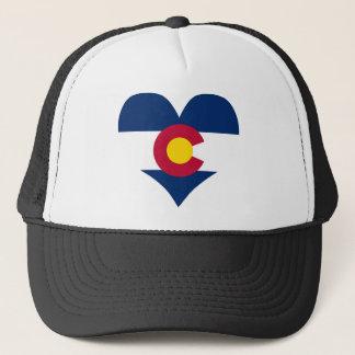 Boné Compre a bandeira de Colorado