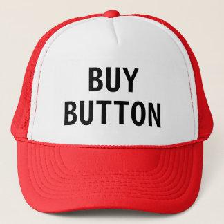 """Boné """"Compre chapéu do camionista do botão"""""""