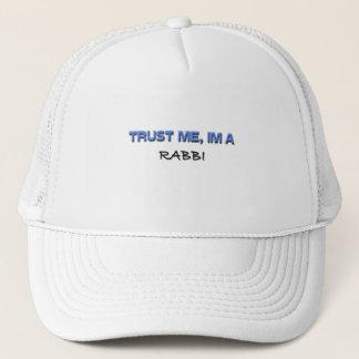 Boné Confie que eu mim é um rabino