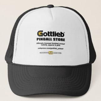 Boné cópia da gottlieb-pinball-t-camisa-loja