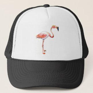 Boné Copo de café do flamingo