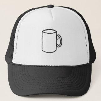 Boné copos de café