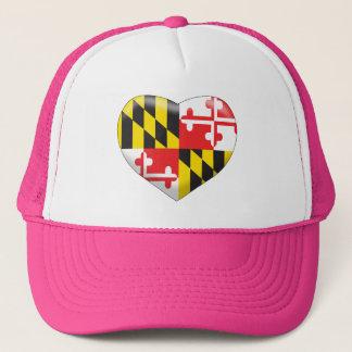 Boné Coração de Maryland