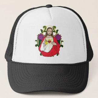 Boné Coração sagrado celestial de Jesus