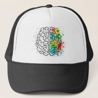 Boné corações da ideia da psicologia da mente do