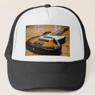 Boné Cordas baixas baixas do instrumento da guitarra