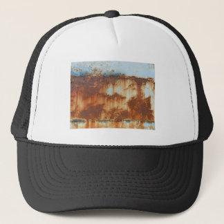 Boné Cores de Rust_756, Oxidação-Arte