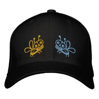 Boné Cores do chapéu da traça da morte da viscosidade