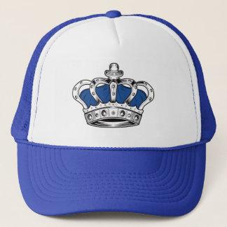Boné Coroa - azul