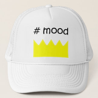 Boné Coroa - humor - rainha - rei