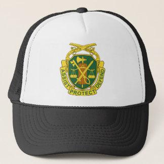 Boné Corpo da polícia militar do exército