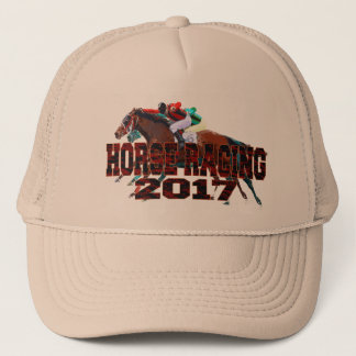 Boné corrida de cavalos 2017