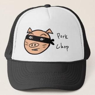 Boné Costeleta de carne de porco