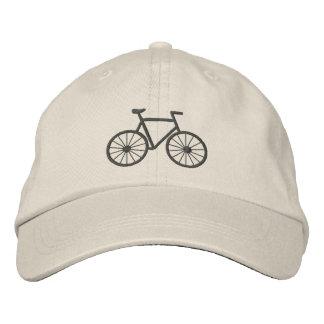 Boné Costume que Biking o chapéu bordado