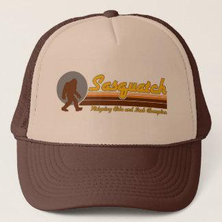Boné Couro cru retro de Sasquatch - e - procure o