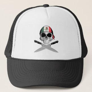 Boné Cozinheiro chefe mexicano
