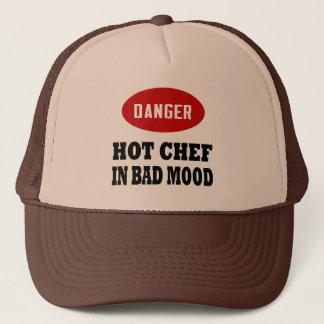 Boné Cozinheiro chefe quente engraçado