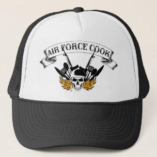 Boné Cozinheiro da força aérea