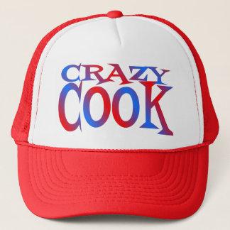 Boné Cozinheiro louco