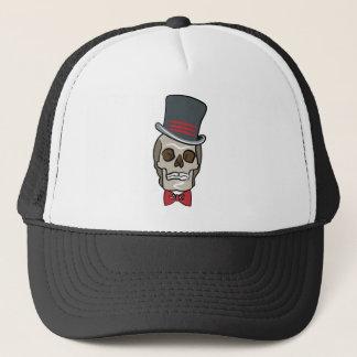 Boné Crânio do Dia das Bruxas