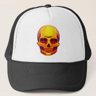 Boné Crânio do esboço