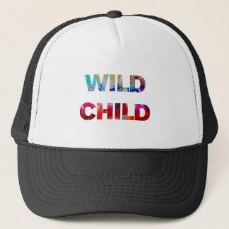 Boné Criança selvagem