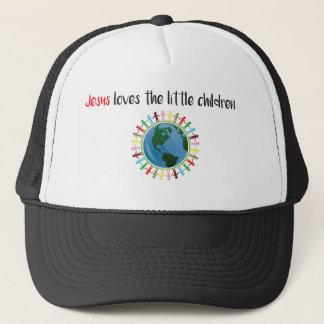 Boné Crianças de amores 2 de Jesus